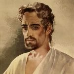 """Portrait of Jesus,"" Jacob Barosin (c. 1955)"