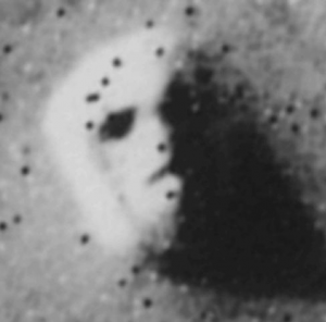Cydonian Face of Mars (1776)