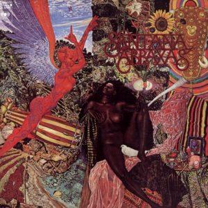 Abtaxas, 1970s album by Carlos Santana