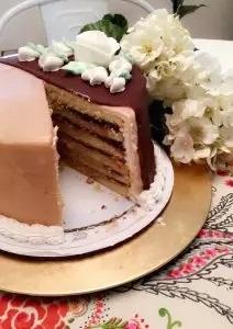 ,Doberge torte