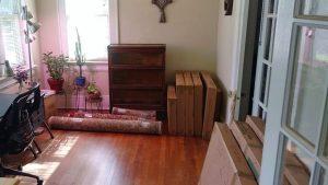 Porche boxes